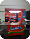 Promotional Cart