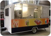 Heather's Ice Cream & Pikelets Trailer